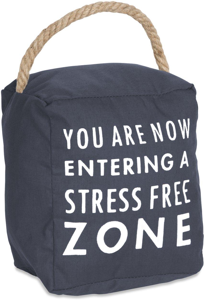 Open Door Décor Door Stoppers Stress Free Zone