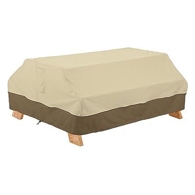 Classic Accessories Veranda Water-Resistant 70 Inch Picnic Table Cover : Garden & Outdoor
