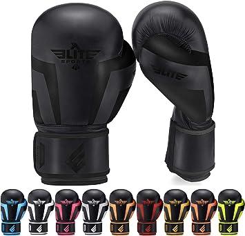 Amazon Com Boxing Gloves For Men Women And Kids Elite Sports