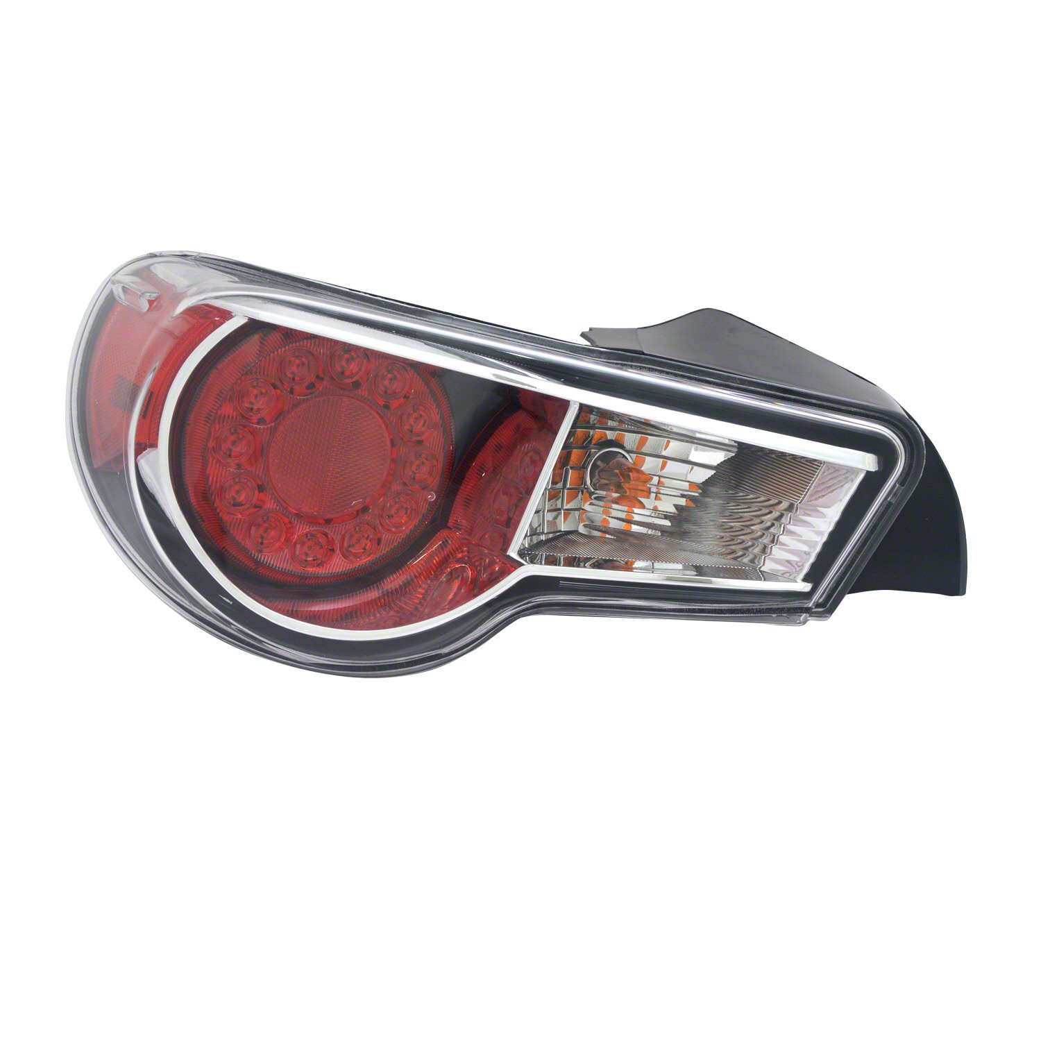 Partslink SC2818109 OE Replacement Tail Light SCION FR-S 2013-2016 Multiple Manufacturers SC2818109C