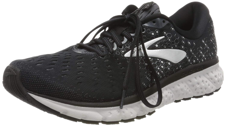 Brooks Glycerin 17, Zapatillas para Correr para Hombre, Black/Ebony/Silver, 40 EU: Amazon.es: Zapatos y complementos