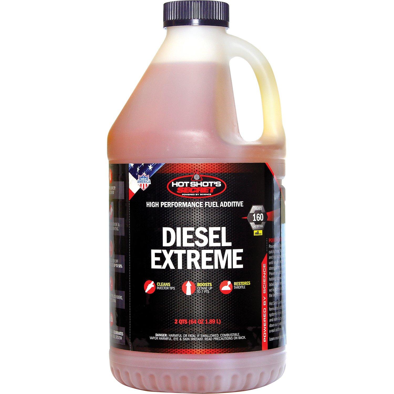 Hot Shot's Secret P040464Z Diesel Extreme Clean and Boost - 64 fl. oz. by Hot Shot's Secret