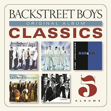 Berühmt Backstreet Boys - Original Album Classics - Amazon.com Music OQ75