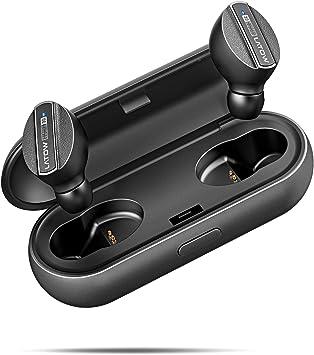 Auriculares inalámbricos, LATOW ACE Auriculares Bluetooth con ...