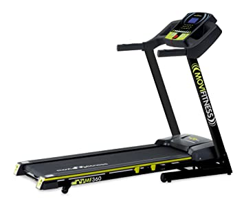 Movi Fitness MF360 - Cinta de correr eléctrica con inclinación ...