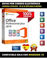 Office 2019 Professional Plus | Clave de producto y enlace de descarga | Enviado por EMAIL | Compatible solo con Windows 10