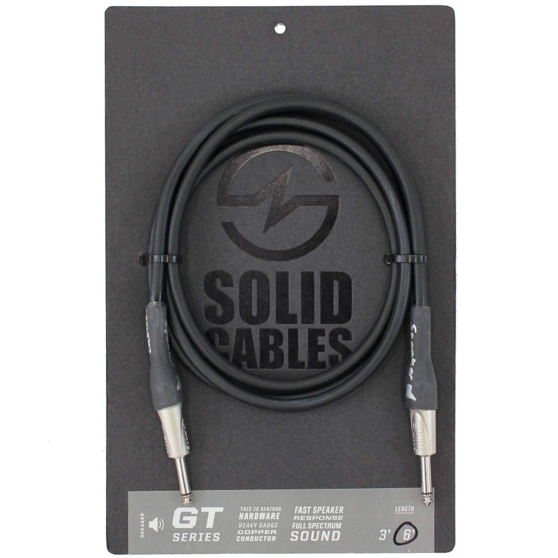 ソリッドケーブル GTスピーカーケーブル 6ft. S/S   B00OZDIQSQ