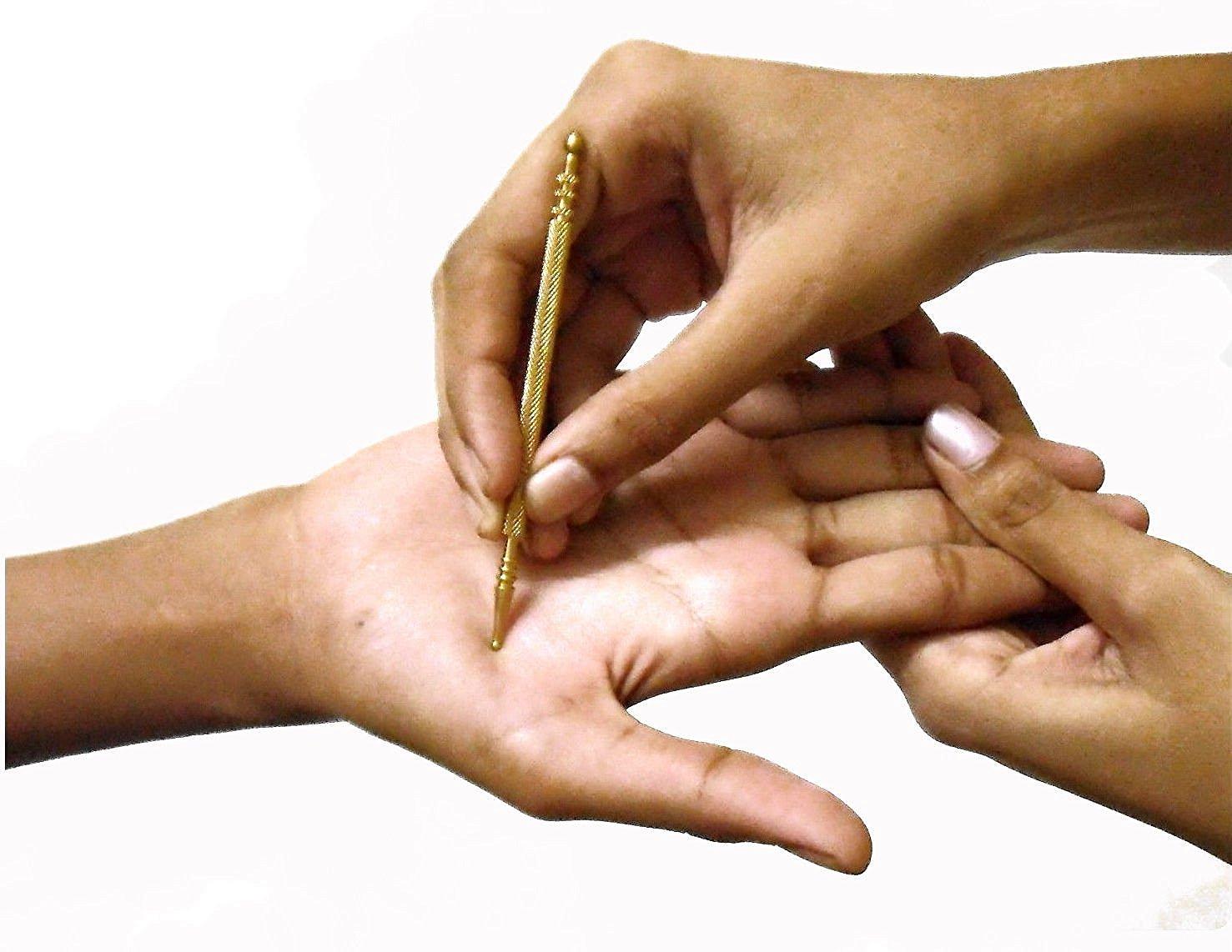 Acupressure Sujok Seed Therapy Kit w/ Ionized Probe by ...