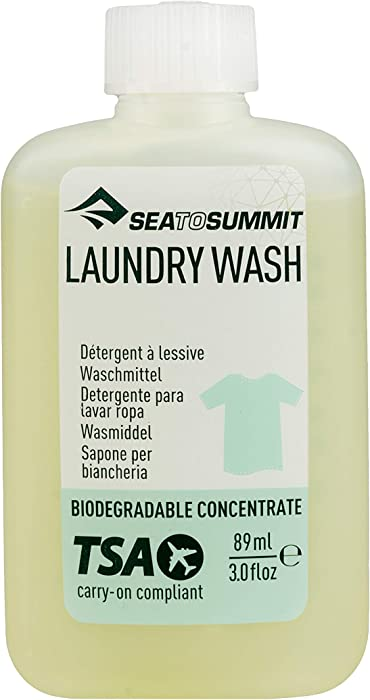Top 9 Biodegradable Laundry Camping