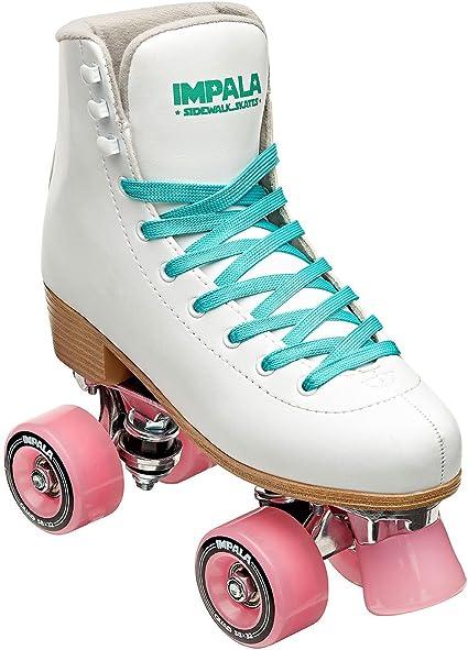 White Impala Rollerskates