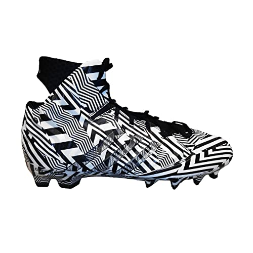 38cb49ffd57 Adidas NastyQuick Mid Football Cleats (13.5