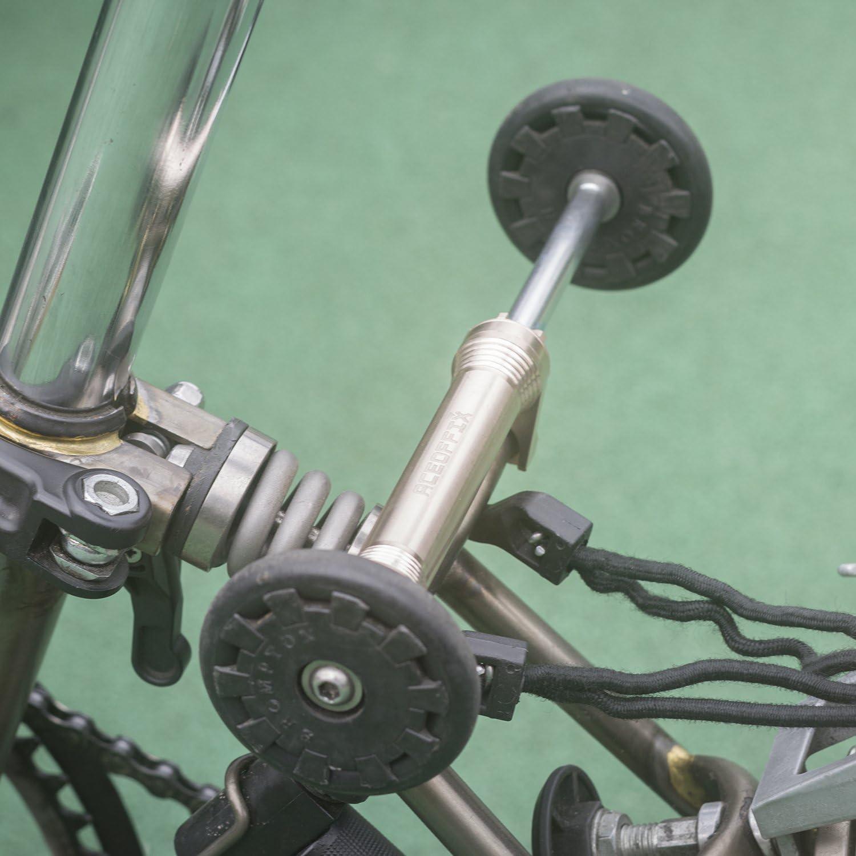 a c e E Eazy - Extensor de Ruedas para Bicicleta Plegable Brompton ...