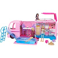 Barbie- DreamCamper Autocaravana, Multicolor, 41 x 81 cm