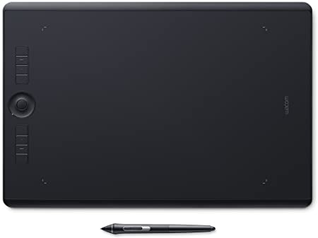 Wacom Intuos Pro Large Grafik Tablett Mit Computer Zubehör