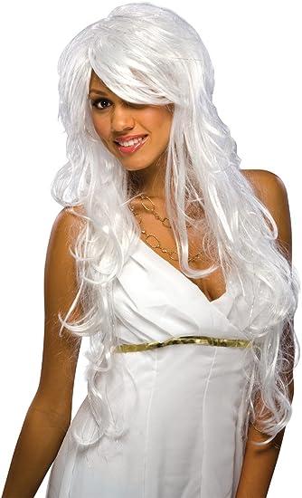 Posh Super Hero Famous Actor Model Blonde Male // Mens Fancy Dress Wig Short