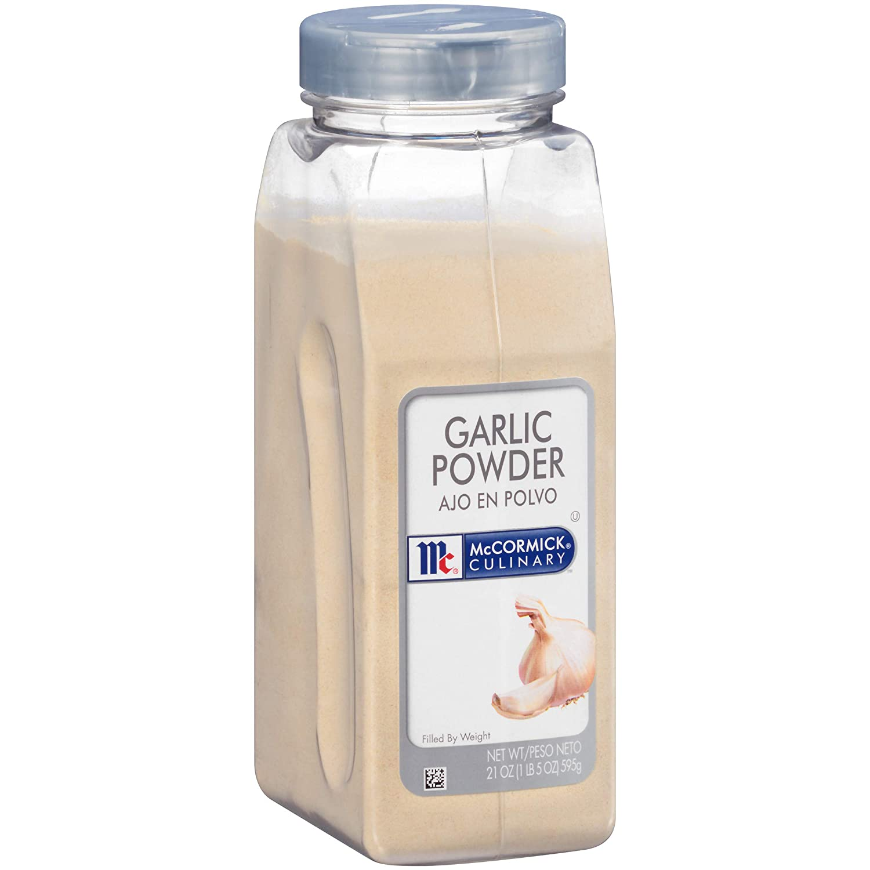 McCormick Culinary Garlic Powder, 21 oz