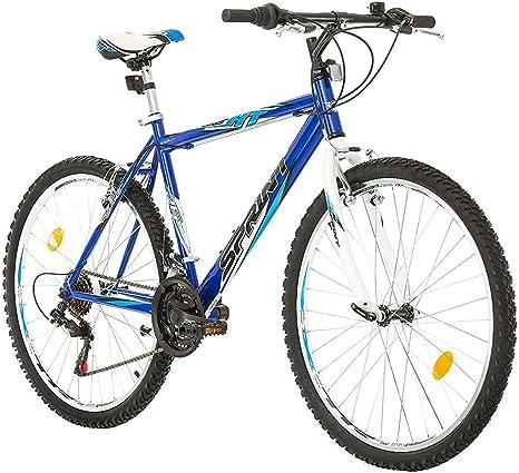 Sprint Cougar bicicleta montaña Mountainbike Hardtail 26, Shimano ...