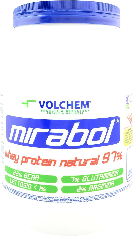 VOLCHEM MIRABOL WHEY PROTEIN NATURAL 97% 750 GR Naturale