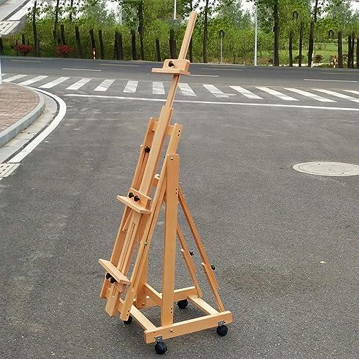 ART-EASELS Rodillo Madera Vertical Artista Pintor Boceto ...