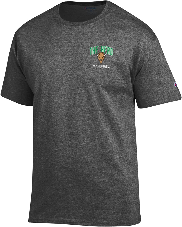 Champion Adult NCAA Mens Backfield Short Sleeve T-Shirt