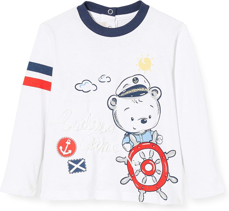 Chicco T-Shirt Manica Lunga Bimbo