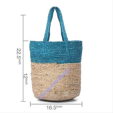 Handicraft Bazarr- Bolsas de yute ecológicas, bolsas de yute ...