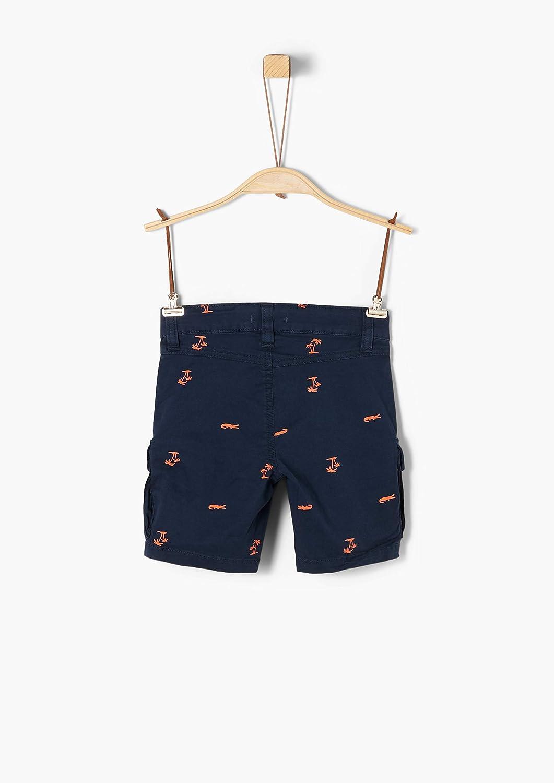 s.Oliver Boys Cargo Shorts