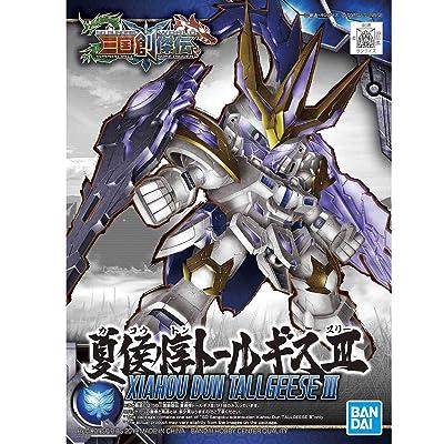 Bandai 5057821 Sangoku Soketsuden Xiahou Dun Tallgeese Iii Sd Model Kit: Toys & Games