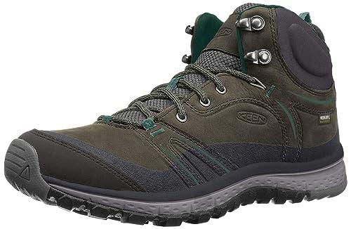 Keen Womens Terradora Leather wp-w Hiking Shoe terradora leather wp-w-W