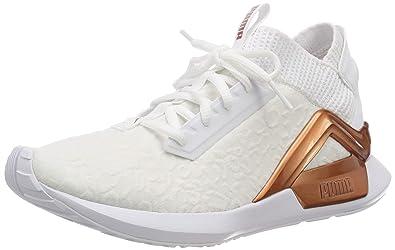 c1b523e9c27b Puma Women Running Rogue Metallic Wn s White Sports Shoes
