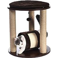 Deals on AmazonBasics Wooden Cat Furniture