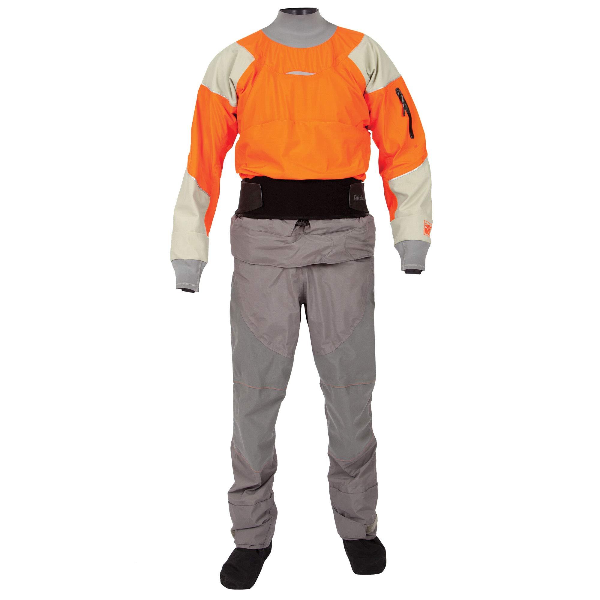 Kokatat Men's Gore-Tex Idol Drysuit-Tangerine-M