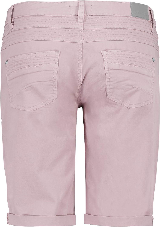 Sublevel Damen Baumwoll Bermuda-Shorts im Chino Stil