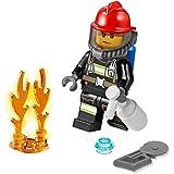 Accessories F6 Lego Firemen Lot Firefighter Wildland Forest Fire Team Set of 5