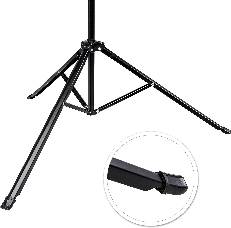 TecTake Pantalla con trípode para proyector 16:9 4:3 HD - varias ...