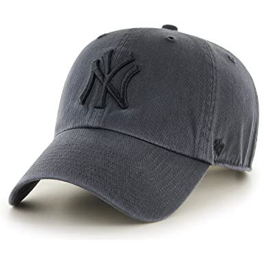 Gorra Curva New York Yankees 47 Charcoal