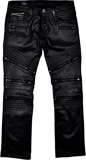 Cult of Individuality Mens Mccoy Loose Fit Jean in Dutch