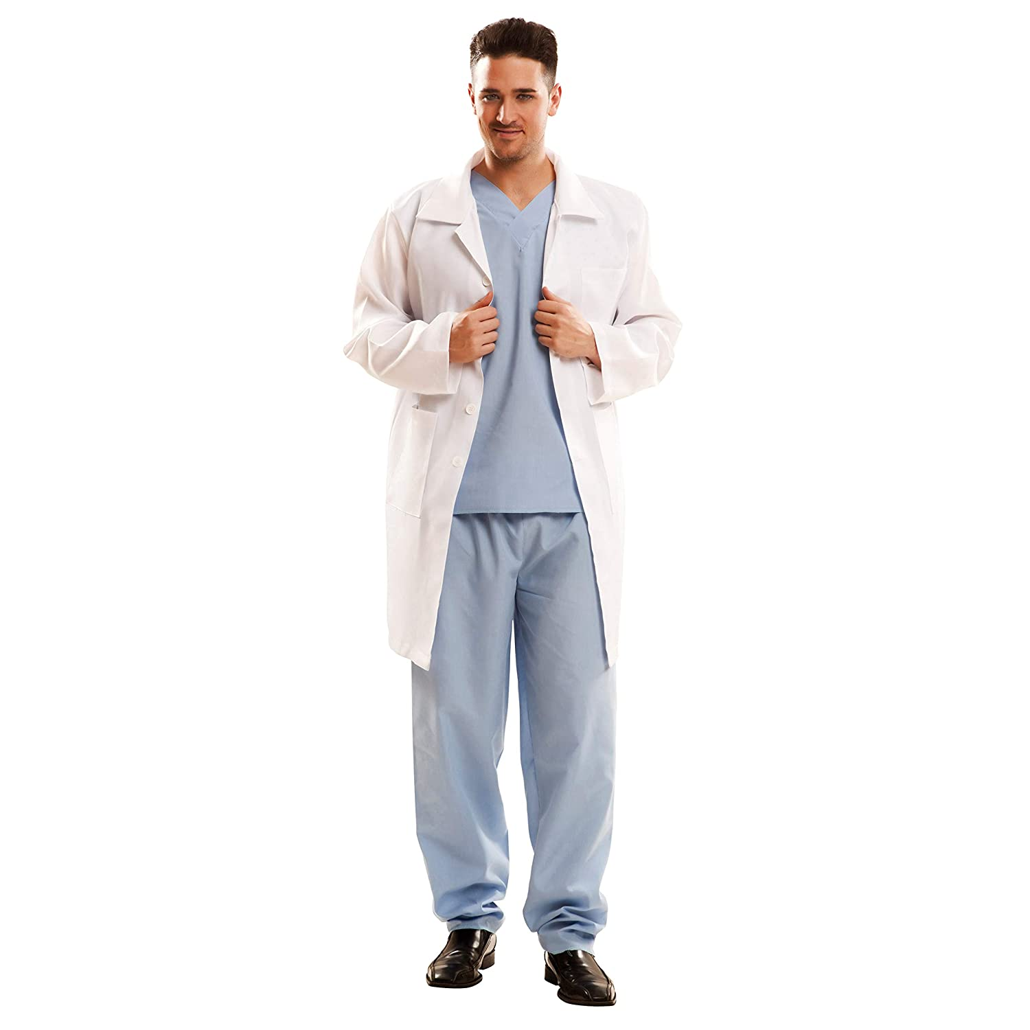 My Other Me Me - Disfraz Médico adulto, talla M-L (Viving Costumes ...