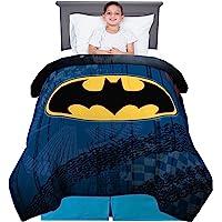 Franco Kids Bedding Super Soft Reversible Comforter, Twin/Full Size 72″ x 86