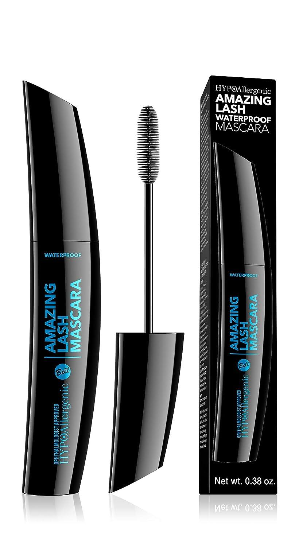 Bell Hypoallergenic Amazing Lash Waterproof Mascara 11g Black Amazon De Beauty