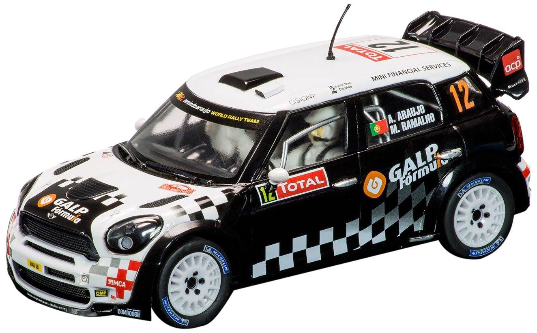 'Superslot – Slot Auto Mini Countryman WRC GALP Energia (Hornby s3385)