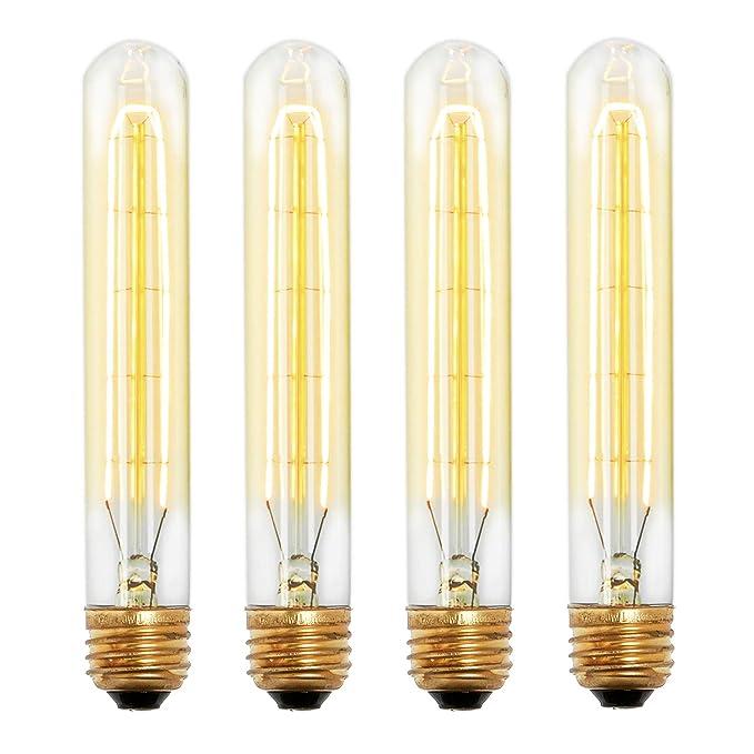 Amazon.com: Juego de 4 lámparas clásicas con ...