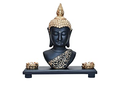 MarinerS Creation Divine Buddha Idol For Home Décor,Size-31X11X30 Cm