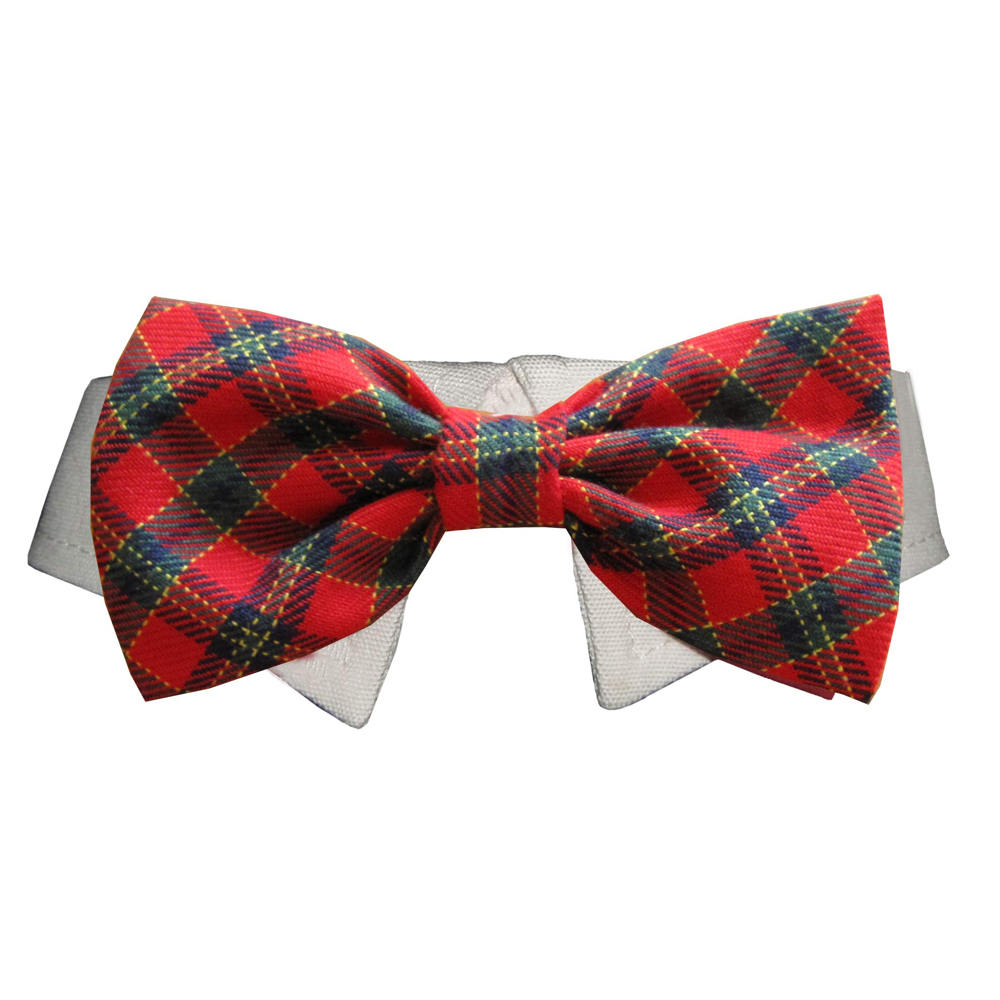 X'mas Dog Bow Tie -XL by Pooch Outfitters
