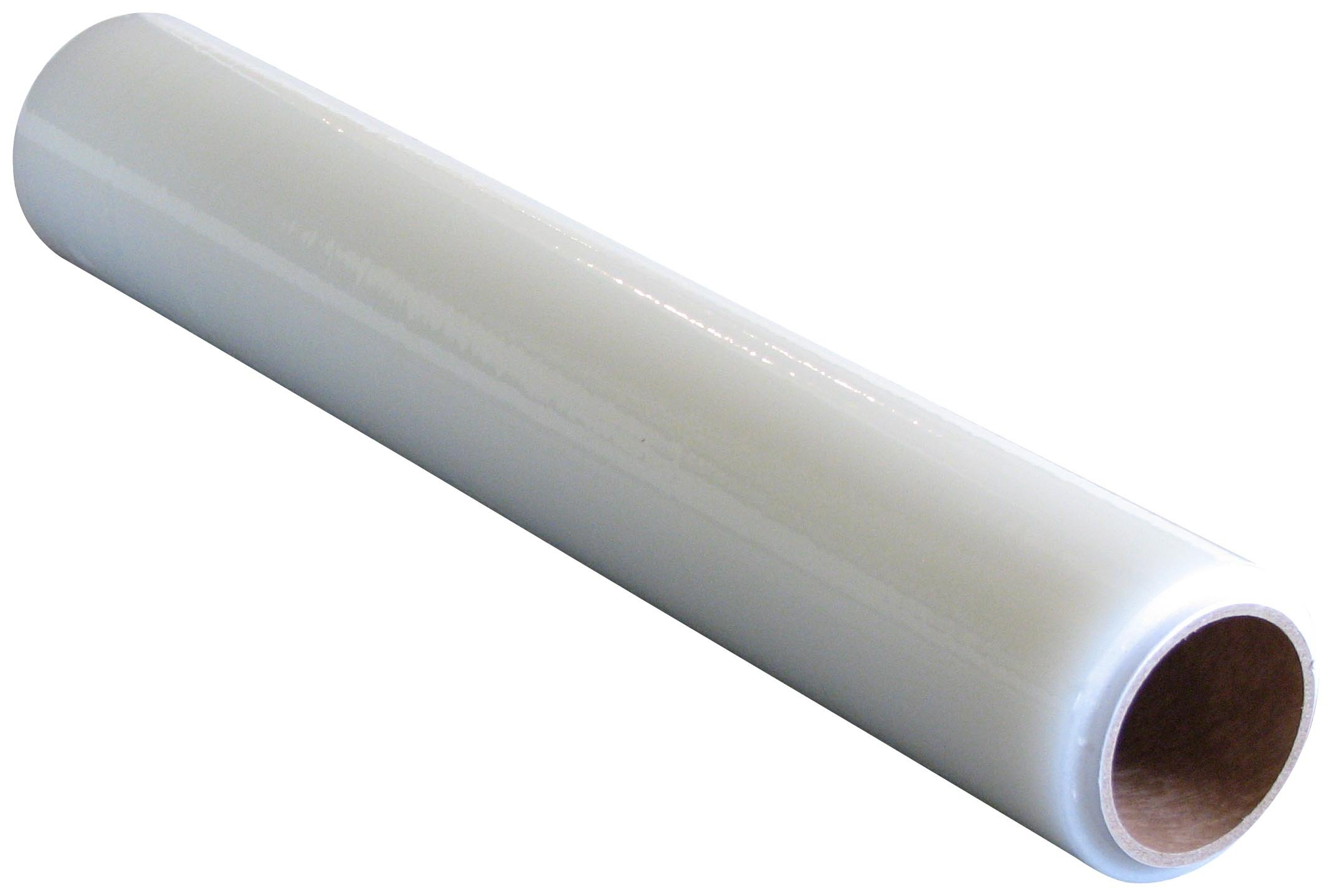 Plasticover Carpet Protection Film, Temporary Adhesive Plastic, Clear, 36'' Wide by 500' Long