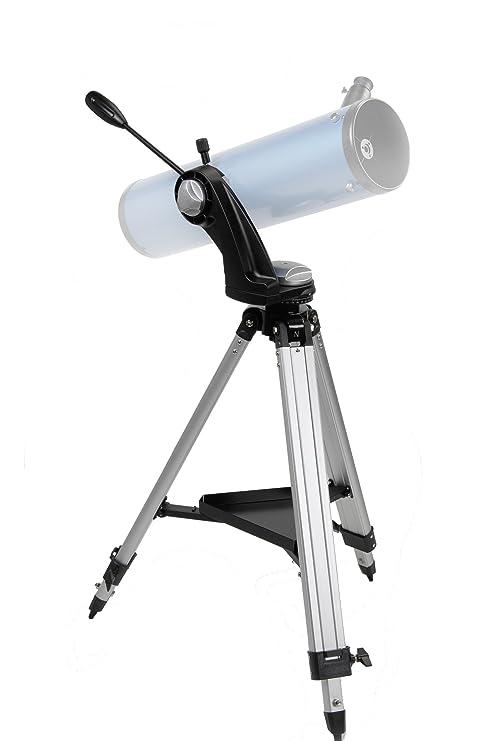 a basso costo design popolare offerta speciale Skywatcher AZ4-1 - Montatura altazimutale con treppiede in alluminio e  supporto oculare, colore: Argento