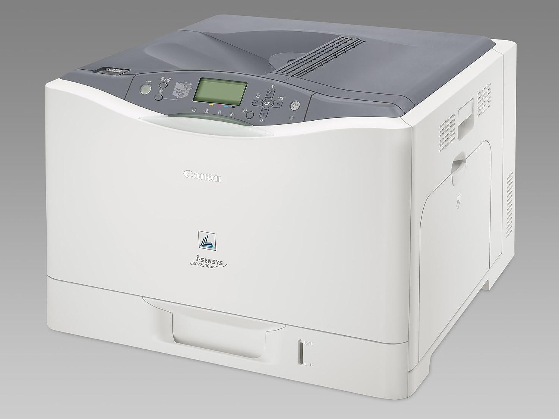 Canon i-SENSYS LBP7750Cdn - Impresora láser (Laser, Color, 9600 x ...