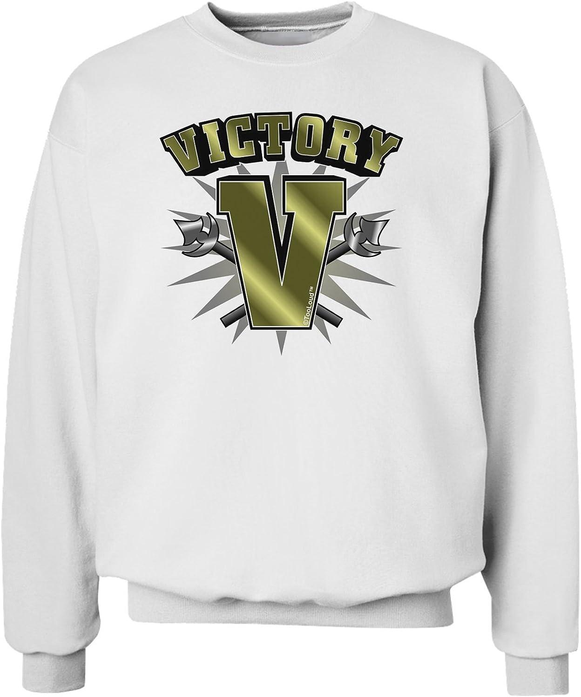 TooLoud Victory V Toddler T-Shirt