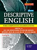 DESCRIPTIVE ENGLISH (For All Competitive Examinations)