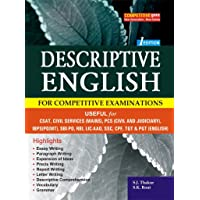 DESCRIPTIVE ENGLISH (For All Competitive Examinations)
